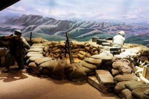 Mortar Pit, Hill 881S Khe Sanh NMMC