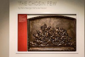 """""""The Chosin Few"""" - Korean War exhibit"""
