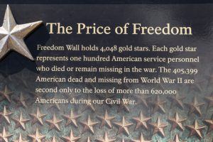 The Price of Freedom - WWII Museum