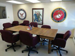 "Veterans Resource Center ""Board Room"""