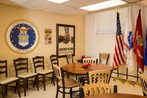 WSVC Social Room