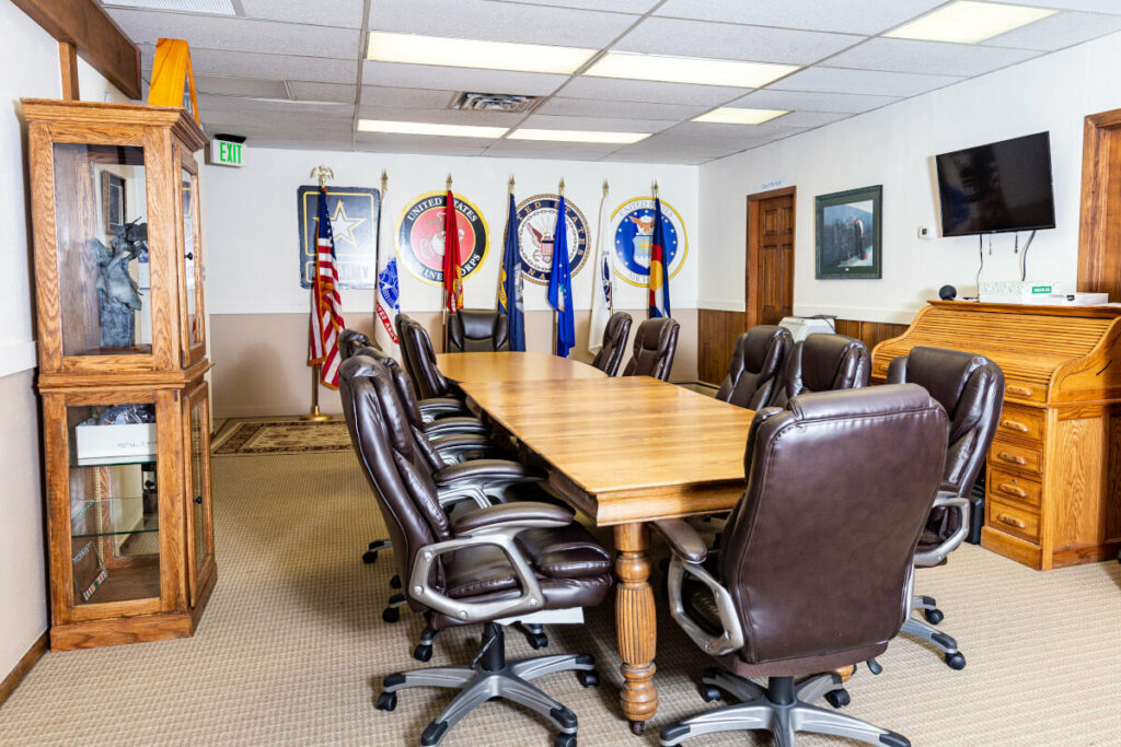 The Office Board Room